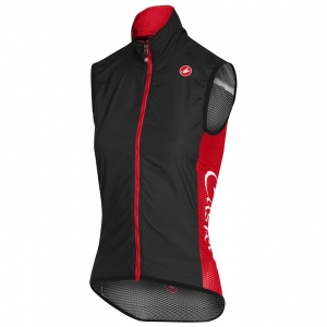 CASTELLI Pro Light Damen Windweste, Größe M, Bike Weste,