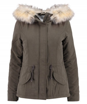 Damen Jacke ´´New Lucca Short Parka Jacket OTW´´