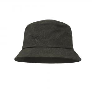 Buff Trek Bucket Hat Hut checkboard moss green,olive Gr. one Size