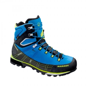 Mammut Kento High GTX men Bergschuh Herren blau Gr. 10,0 UK