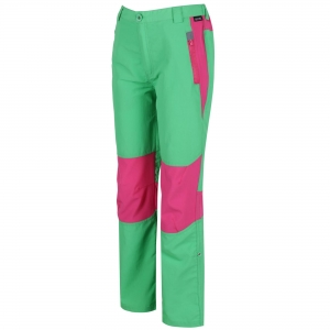 Regatta Sorcer Mountain Trousers III grün Gr. 152