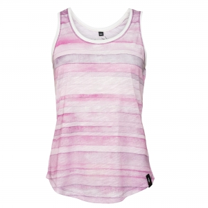 Chillaz Cielo Stripes Trägershirt lila Damen