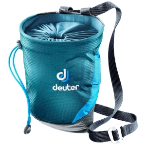 Deuter Gravity Chalk Bag II Blau