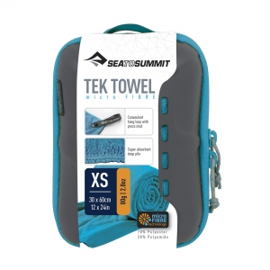 sea to summit Tek Towel XS Reisehandtuch