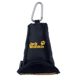 Mikrofaser-Handtuch Jack Wolfskin, Größe L (Farbe: 380 burly yellow)
