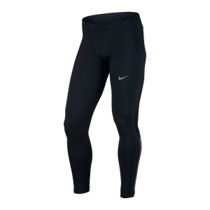 Nike Power Flash Tech Herren Laufhose schwarz Gr. L