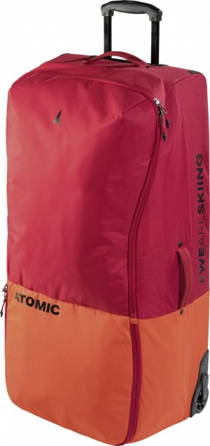 Atomic RS Trunk Reisetasche 130 Liter (Farbe: red/bright red)