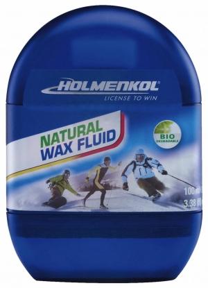 Holmenkol Flüssig-Skiwachs Wax Fluid (Farbe: 001 neutral)