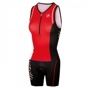 CASTELLI Tri Core Damen-Set (2