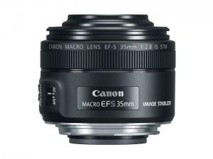 Canon EF-S 35 / 2.8 Makro IS STM – schwarz