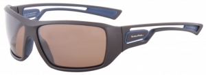 BASTA SPARE Sonnenbrille brown/blue/brown polarized