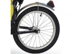 Croozer Laufrad BOB YAK WH9810 mit Bereifung und Schnellspanner