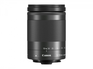Canon EF-M 18-150 / 3.5-6.3 IS STM – schwarz