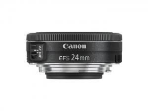 Canon EF-S 24 / 2.8 STM – schwarz