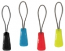 Eagle Creek ID Zipper Pull Set - torch red