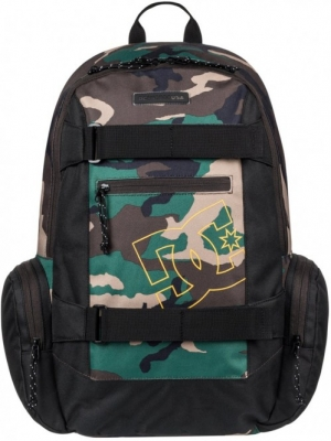 DC THE BREED 26L Rucksack 2019 camo