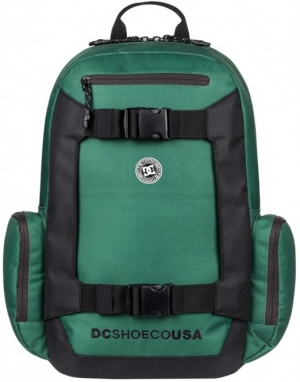 DC CHALKED UP 28L Rucksack 2019 hunter green