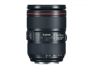 Canon EF 24-105 / 4.0 L IS II USM – schwarz