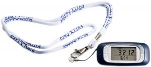 K&R Fitty Nr. 1 Schrittzähler (Farbe: 01 blau metallic)