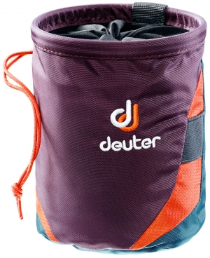 Deuter Gravity Chalk Bag I M - aubergine/arctic