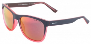 BASTA INFLUENCER Sonnenbrille black/polarized red