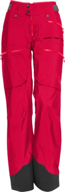 NORRONA LOFOTEN GORE TEX PRO LIGHT Hose 2019 jester red - L