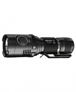 NiteCore LED MH 20 Taschenlampe - 1000 Lumen