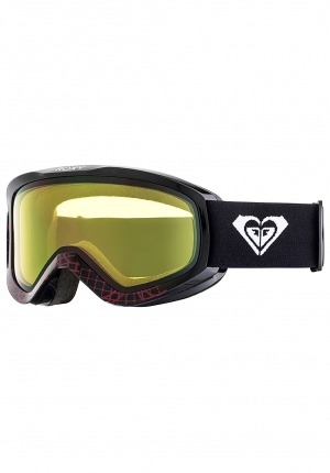 Roxy Day Dream Bad Weather - Snowboardbrille für Damen - Schwarz