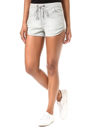 Roxy Music Never Stop - Shorts für Damen - Grau