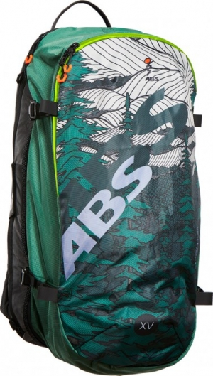 ABS sLight Zip On Compact 30l - Lawinenrucksack 2019 XV limited version