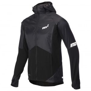 Inov-8 - AT/C Softshell Pro Full-Zip - Laufjacke Gr L;M schwarz