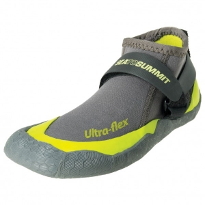 Sea to Summit - Ultra Flex Booties - Wassersportschuhe Gr 12 - XX-Large;5 - X-Small;6 - Small;7 - Small / Medium;8 - Medium;9 - Medium / Large grau