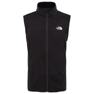 The North Face - Hybrid Softshell Vest - Softshellweste Gr M;S;XL;XXL schwarz
