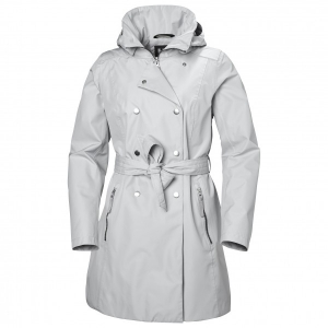 Helly Hansen - Women's Welsey II Trench - Mantel Gr S grau