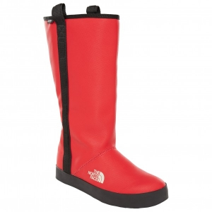 The North Face - Women's Basecamp Rain Boot - Gummistiefel Gr 10;10,5;11;6;6,5;7;7,5;8;8,5;9;9,5 rot/schwarz;schwarz