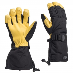 Auclair - Kid's Back Country - Handschuhe Gr L schwarz/orange