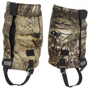 Outdoor Research - Bugout Gaiters Realtree - Gamaschen Gr L;M;S;XL braun
