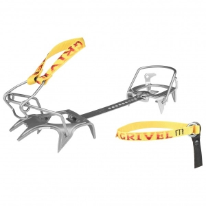 Grivel - Ski Race Skimatic 2.0 with Crampon Safe S Gr 35-46 gelb/grau