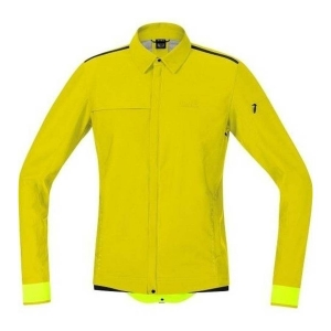 GORE Urban Run Softshell Jacke Herren yellow Gr. S