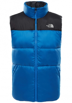 THE NORTH FACE Nuptse Iii - Weste für Herren - Blau