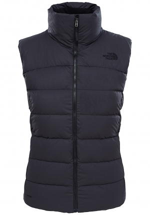 THE NORTH FACE Nuptse - Outdoorweste für Damen - Schwarz