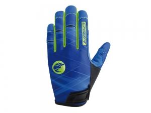 Chiba Twister Handschuhe (blau)
