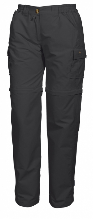 Viavesto Eanes Trousers Women - anthrazit