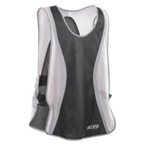 CEP Nighttech Vest schwarz unisex Gr. L/XL