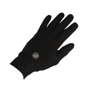 Asics Thermal Gloves Performance Black