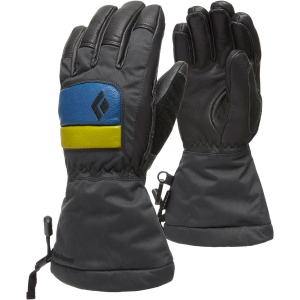 Black Diamond Kinder Spark Handschuhe Blau S