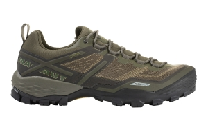 Mammut Ducan Low GTX® Men - olive/ dark olive
