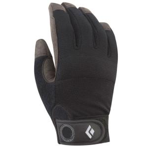 Black Diamond Crag Handschuh Schwarz S