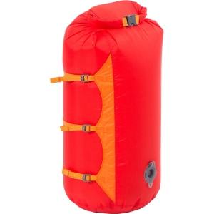 Exped Waterproof Compression Bag Packsack Rot