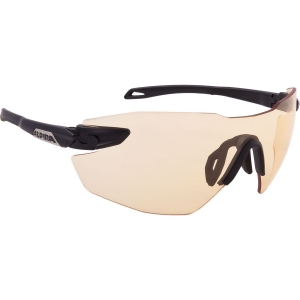 Alpina Twist Five Shield RL VL+ Sportbrille Schwarz